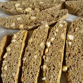 Kona Macadamia Biscotti