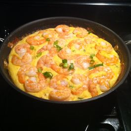 Smokey Shrimp and Grits Casserole