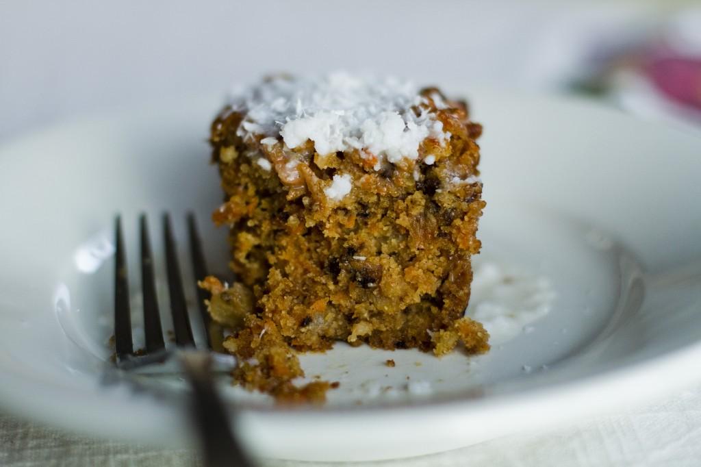21 Years of Carrot Cake