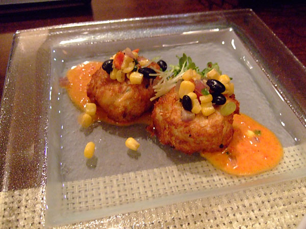 Killer Crab Cakes with Tomato Tarter Sauce