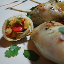 Stuffed-calamari