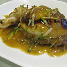Mango cuttlefish