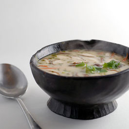 Coconut Chicken Soup