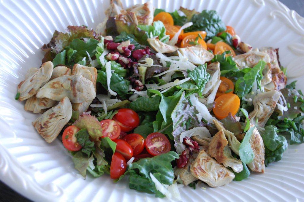 Spring Salad Platter