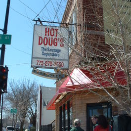 The Architecture of the Hot Dog