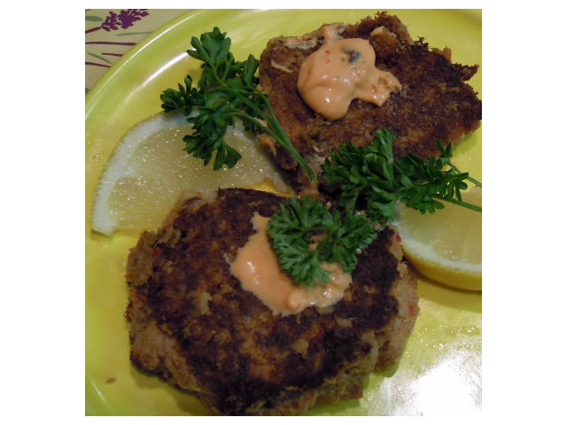 Snappy Salmon Patties