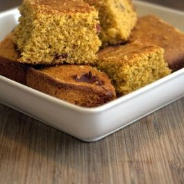 Bacon-Maple Cornbread