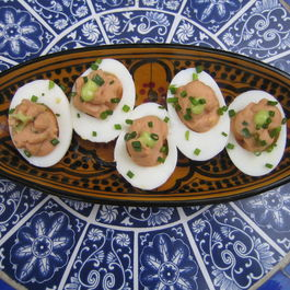 Dev-aiolied Eggs