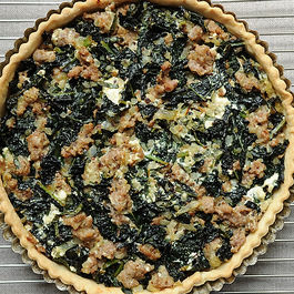 Quiches, tarts, pot pies