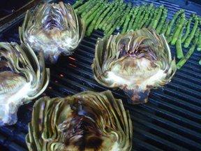 Ccc_-_5-25-11_-_grilled_artichokes_asparagus