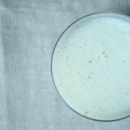 Vanilla Egg Cream