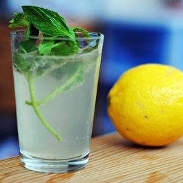 The Israeli Summer, aka Sparkling Limonana