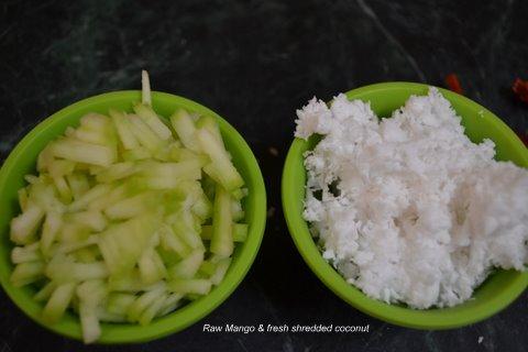 Green pea Sundal