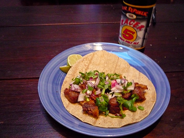 Less is more Carnitas