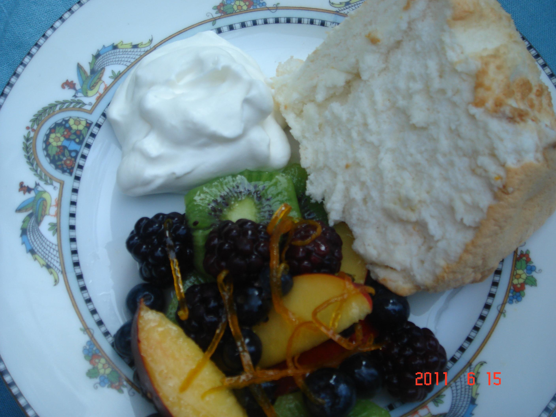 Angel Food Cake and its GF