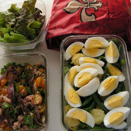 Easy to Pack Picnic Salade Nicoise