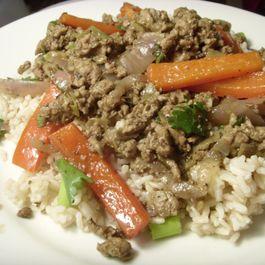 Keema (minced meat)