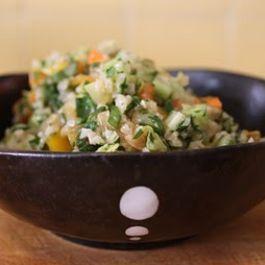 Bright & Crunchy Salad