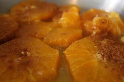 Millet Porridge with Roasted Oranges & Almonds, 3 Ways