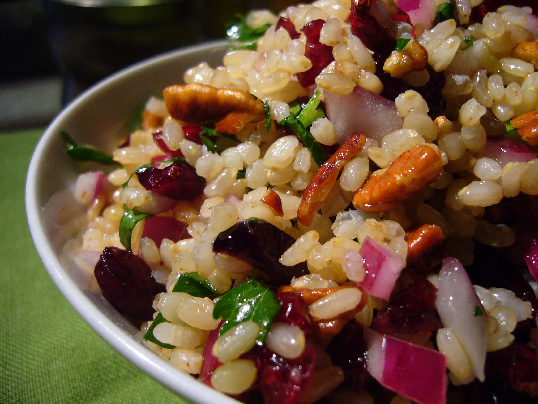 Fruited Rice Salad