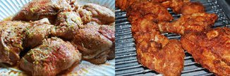 Jerk_fried_chicken_marinating_and_fried