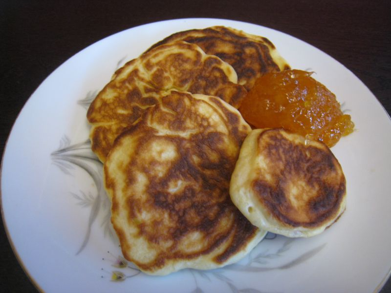 Great Grandma's Pancakes-aka, Blinchiki