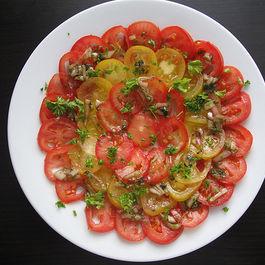 Tomato Crudo