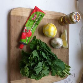Simple, Savory Greens