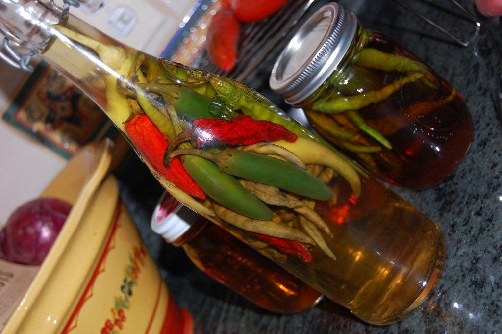 Pepper Vinegar-Table Staple Condiment