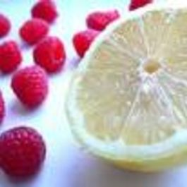 Lemon (& Raspberry) Zinger Pie