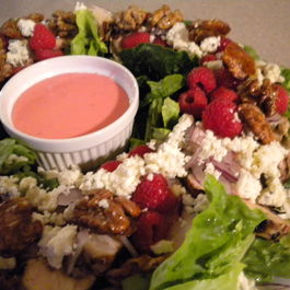 Salads, Main Dish