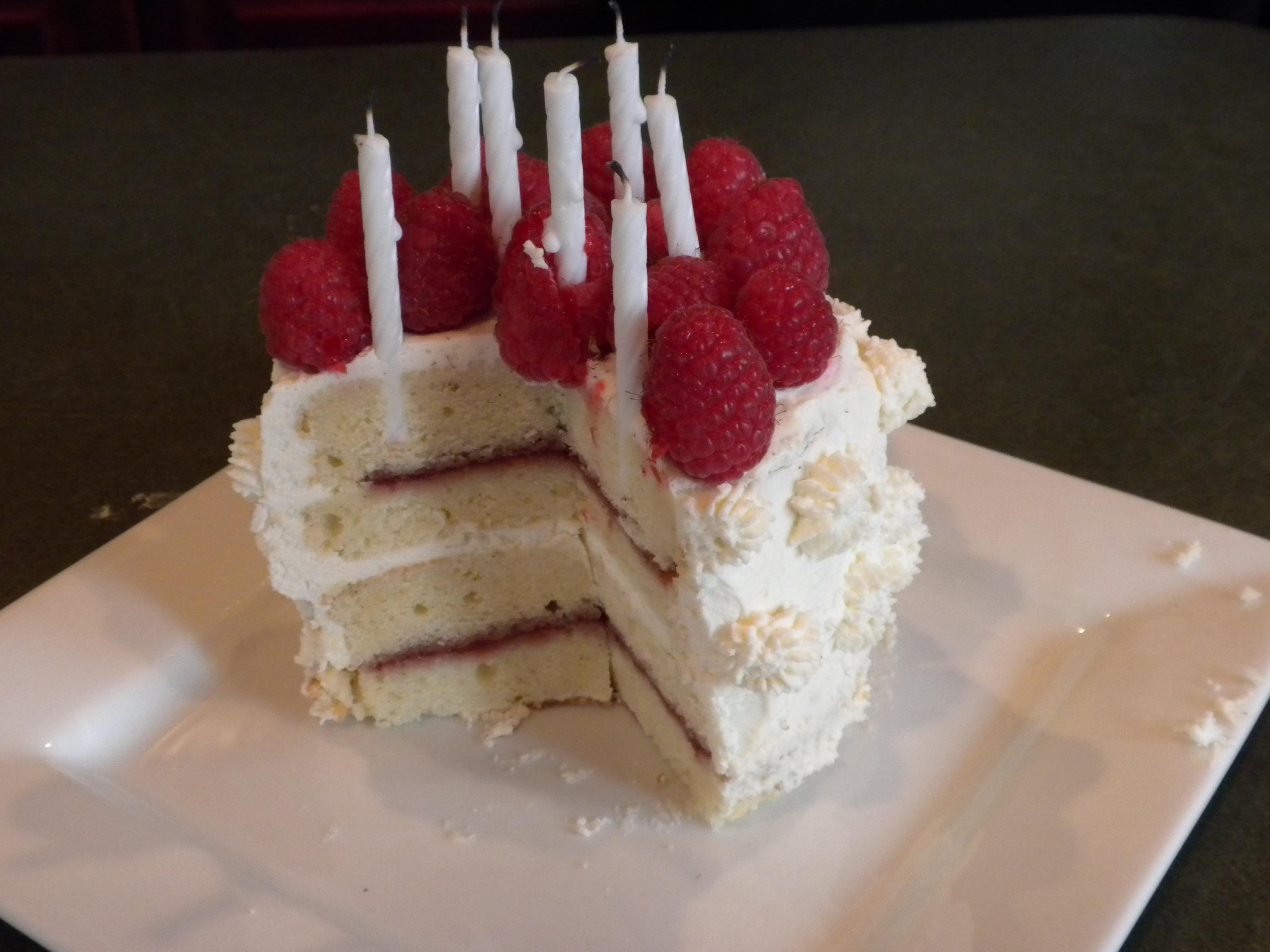 Marie Antoinette's Birthday Cake