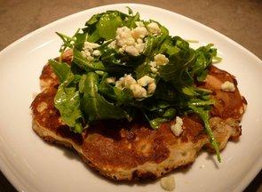 Pear_gorgonzola_pancakes