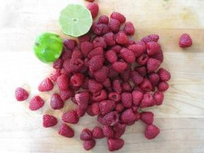 Raspberries-and-lime