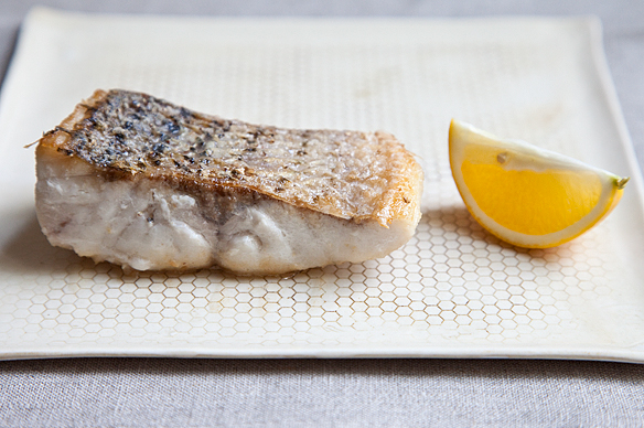 Le Bernardin's Crispy-Skinned Fish on Food52