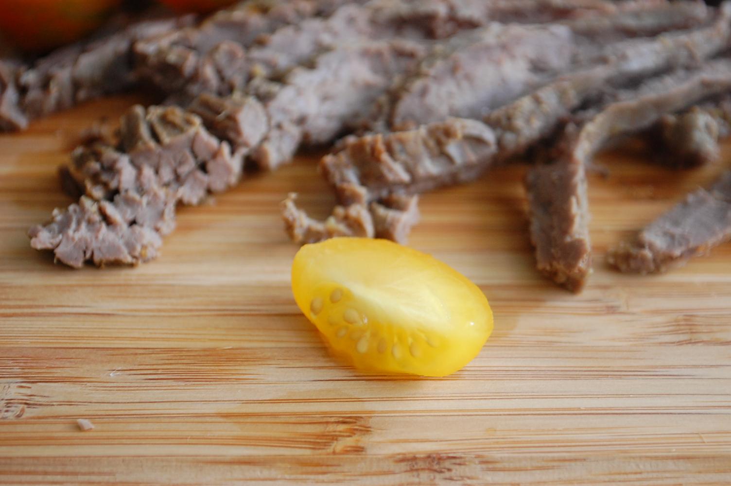 Steak on Stone