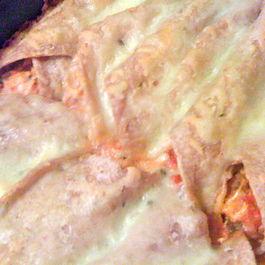 Spicy/Creamy Chicken Enchiladas