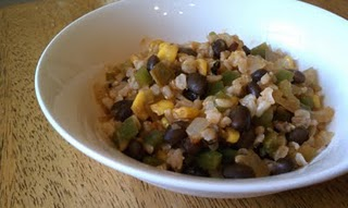 Mexican Stir-Fry