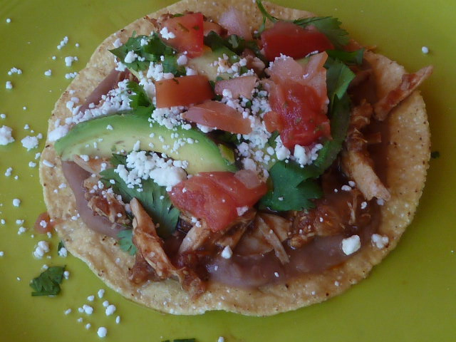 Tinga Chicken