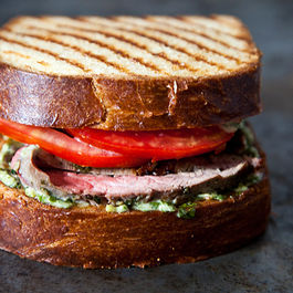 Serious Sandwiches by Ryan Hamilton