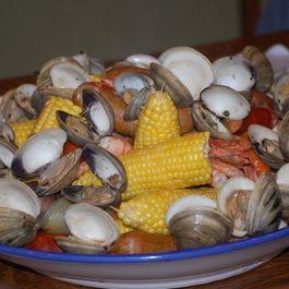 Seafood Entree