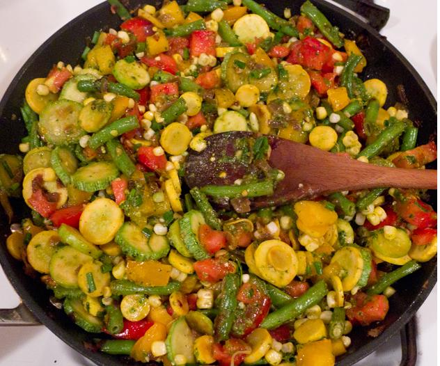 Summer's Sweet Heat Salad recipe on Food52.com