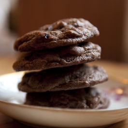Chocolate Cookies by Monisha