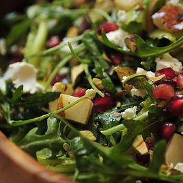 Salads by Margaret Lohr