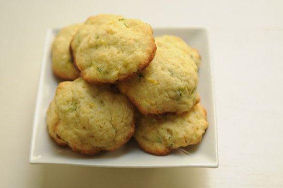Zucchini Lemon Cookies