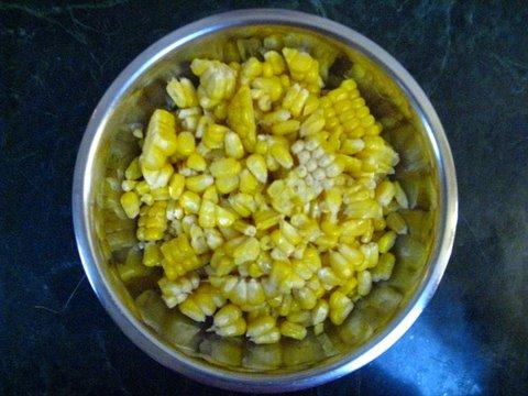 Corn Sundal
