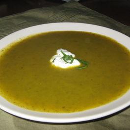 Carrot Mustard Soup