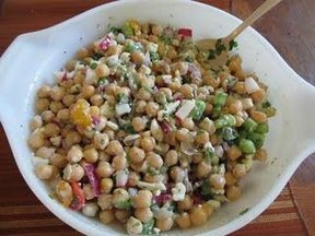 Chickpea_feta_salad