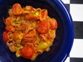 Ouzo_tomatoes