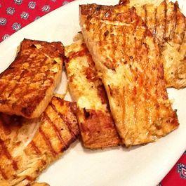 Joe's BBQ'd Salmon